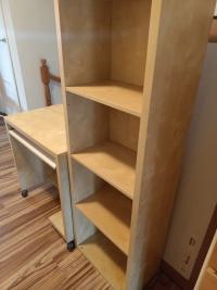 Biurko i półkę IKEA