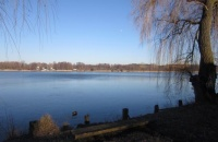 Ośrodek wypoczynkowy bezpośrednio nad jeziorem Gopło
