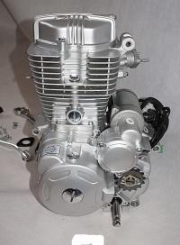 silnik 125 ccm3 156 fmi