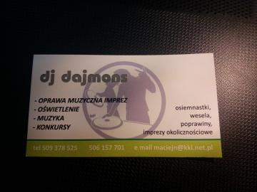 DJ na imprezy