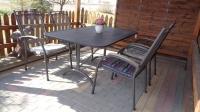 stół i krzesła do ogrodu, na taras - meble U Tomka, Mielnica