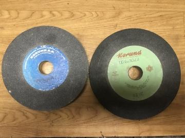 Tarcz tarcze ścierne szlifierskie od 200 do 250 x 20 x 32 mm