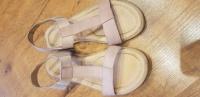 Sandałki dziewczęce CCC 33