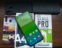 Sprzedam Samsunga Galaxy a40 dual SIM ładny LTE nfc 64gb