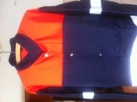 Sprzedam ubranie robocze-komplet-bluzy i spodni-182/90