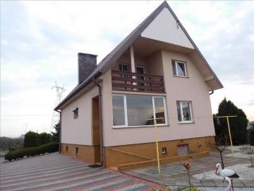 Dom, 5 pokoi, 241 m2 Konin, Pątnów (NYTA036)