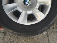 Sprzedam opony z felgami BMW