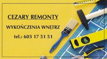 CEZARY-REMONTY
