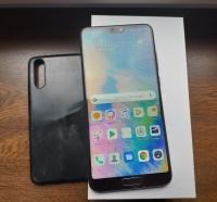 Sprzedam Huawei p20 dual SIM ładny LTE NFC 128gb 4gb
