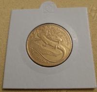Moneta 2 zł. Jaszczurka Zielona NG 2009r.