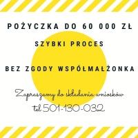 Pożyczka do 60.000 zł