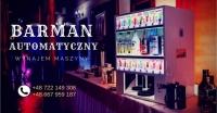 Barman automatyczny/ drink bar