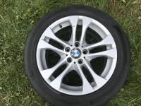 Felgi BMW z oponami Hankook SUV 2020rok