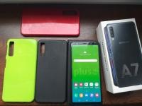 Sprzedam Samsunga Galaxy A7 dual SIM ładny LTE nfc 64gb 4gb