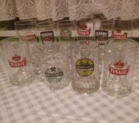 Kufle i szklanki do piwa