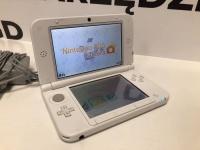 Konsola Nintendo 3DS XL White  🎮👍🏻 W komplecie ładowarka