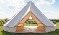 namiot duży mieszkalny