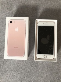 Nowy iPhone 7 Rose Gold 32GB