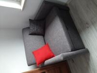 Sofa, łóżko, kanapa jednoosobowa rozkładana