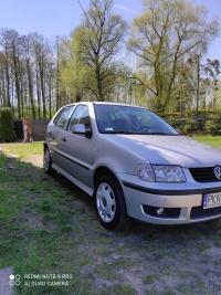 VW polo 1.4 lpg