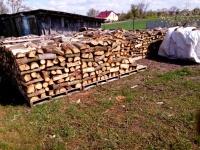 Ciepło cieplej drewno kominkowe do pieca i kuchni
