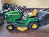Traktorek J.D 166 LTR
