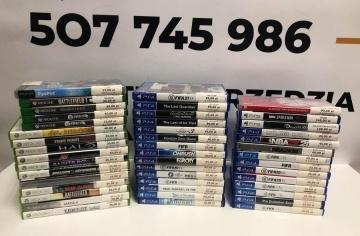 Gry na konsolę Xbox one, Xbox 360, Ps4 Zapraszamy