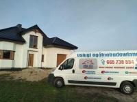 Usługi Ogólnobudowlane, docieplenia, budowa domów.
