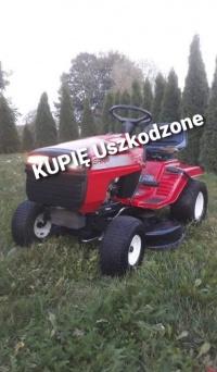 Kupię Uszkodzone Traktorki