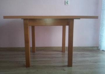 Stół o wym 125x80