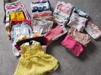 Paka dla dziewczynki 0-3 miesiące
