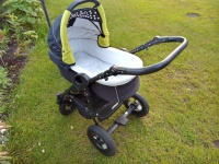 Wózek dziecięcy + dodatki