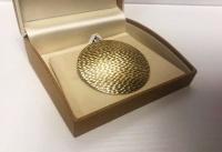 Piękna złota bransoletka próby 585/14K waga: 8,70g