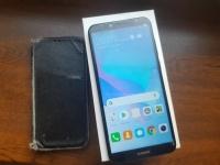 Sprzedam Huawei y6 dual SIM ładny LTE 5,7 cala niebieski