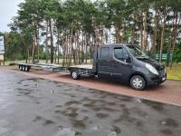 Transport Aut Maszyn Rolniczych,Laweta  24H/7