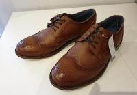Oxfordy Next r 37 brąz NOWE Z METKĄ buty chłopięce