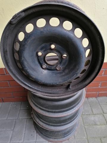 """Felgi VW 15"""" SPRZEDAM TANIO"""