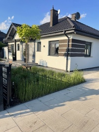 Na sprzedaż nowoczesny, inteligentny dom - POSADA, k. Konina