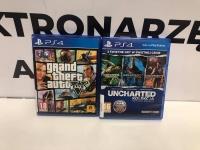 Kolejne gry na PS4 Ceny na załączonym zdjęciu
