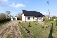 Zalesie 5 km od Konina, dom, bud. garaż, działka 11 ar