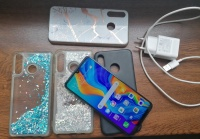 Sprzedam Huawei p30 lite dual SIM jak nowy LTE nfc 128gb