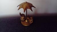Słoniki pod parasolką