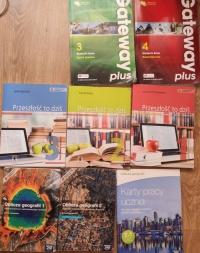 książki do liceum 1-3