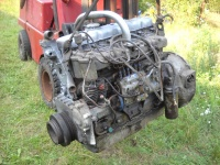 silnik Leyland SW 400