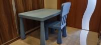 Stolik i krzesełko dziecięce