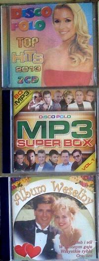 Płyty CD muzyka, Płyty DVD film,