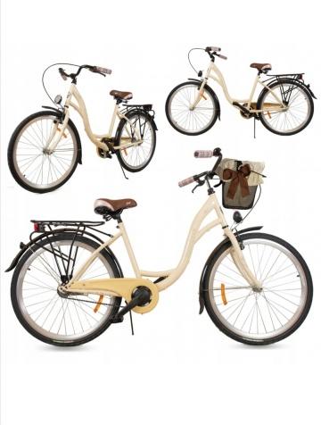 Nowy rower  retro damski