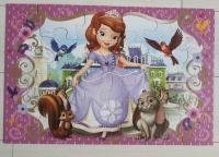 Puzzle Trefl Lwia Straż i Jej Wysokość Zosia 3+