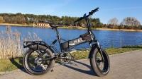 Rower elektryczny 750W Mate X