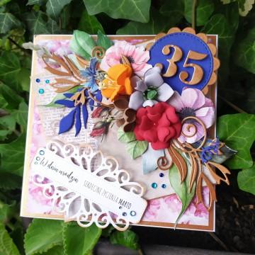 Kartki urodzinowe, imieninowe